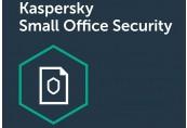 Kaspersky Small Office Security (15 PCs / 2 Server / 15 Mobile Geräte / 1 Jahr)