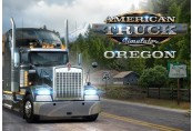 American Truck Simulator - Oregon DLC Clé Steam