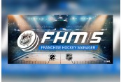 Franchise Hockey Manager 5 Steam CD Key