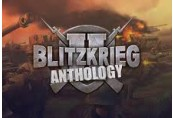 Blitzkrieg 2 Anthology PL/CZ/UA/RU Languages Only Steam CD Key