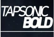 TAPSONIC BOLD Steam CD Key