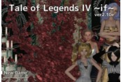 伝創記IV ~if~ (Tales of Legends IV ~if~) Steam CD Key