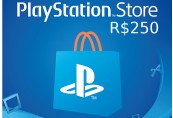 PlayStation Network Card R$250 BR
