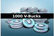Fortnite 1000 V-Bucks TR Digital Download CD Key