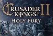 Crusader Kings II - Holy Fury DLC EU Steam CD Key