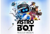 Astro Bot Rescue Mission VR US PS4 CD Key