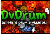 DvDrum, Ultimate Drum Simulator! Steam CD Key