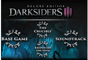 Darksiders III Deluxe Edition Steam CD Key