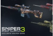 Sniper Ghost Warrior 3 - Death Pool weapon skin pack DLC Steam CD Key