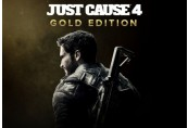 Just Cause 4 - Gold Edition US PS4 CD Key