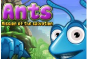 Ants! Mission of the Salvation Steam CD Key