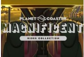 Planet Coaster - Magnificent Rides Collection DLC Steam Altergift