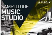 MAGIX Samplitude Music Studio 2017 CD Key