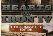 Hearts of Iron IV: Field Marshal Edition RU VPN Required Clé Steam