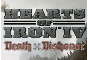 Hearts of Iron IV - Death or Dishonor DLC RU VPN Activated Clé Steam