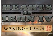 Hearts of Iron IV - Waking the Tiger DLC LATAM Steam CD Key