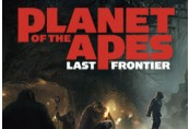 Planet of the Apes: Last Frontier Steam CD Key