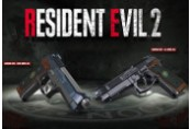 RESIDENT EVIL 2 / BIOHAZARD RE:2 - Deluxe Weapon Samurai Edge - Chris & Jill Model Bundle DLC US PS4 CD Key