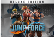 JUMP FORCE Deluxe Edition EU Steam CD Key