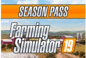 Farming Simulator 19 - Season Pass XBOX One CD Key