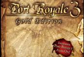 Port Royale 3 Gold EU Steam CD Key