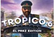 Tropico 6 El Prez Edition PRE-ORDER EU Steam CD Key