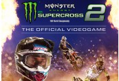 Monster Energy Supercross - The Official Videogame 2 EU Steam CD Key