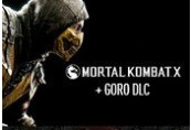 Mortal Kombat X + Goro DLC Clé Steam