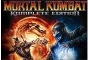 Mortal Kombat Komplete Edition US Xbox 360 CD Key
