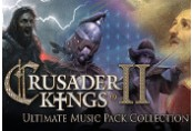 Crusader Kings II - Ultimate Music Pack DLC Steam CD Key
