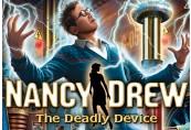 Nancy Drew: The Deadly Device Steam CD Key