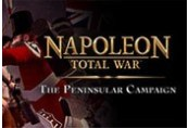 Napoleon: Total War - The Peninsular Campaign DLC Steam CD Key
