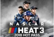 NASCAR Heat 3 - 2018 Hot Pass DLC US PS4 CD Key