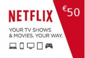 Netflix Gift Card €50 EU