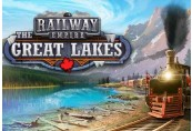 Railway Empire - The Great Lakes DLC RU VPN Activated Steam CD Key