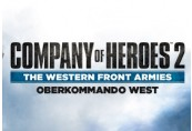 Company of Heroes 2: The Western Front Armies - Oberkommando West EU (multiplayer) Steam CD Key