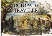 Octopath Traveler US Nintendo Switch CD Key