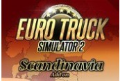 Euro Truck Simulator 2 - Scandinavia DLC Steam CD Key