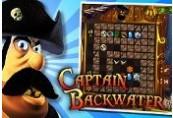 Captain Backwater Clé Steam