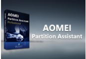 AOMEI Partition Assistant Professional Edition CD Key (Lifetime / 2 PC)