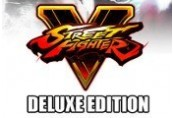 Street Fighter V Deluxe Edition Steam CD Key