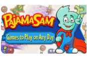 Pajama Sam: Games to Play on Any Day Steam CD Key