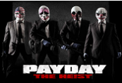 PAYDAY The Heist Steam CD Key