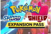 Pokemon Sword/Shield - Expansion Pass US Nintendo Switch CD Key