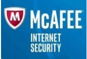 McAfee Internet Security 2018 Key (1 Year / 3 Devices)