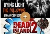 Dying Light: The Following Enhanced Edition + Dead Island 2 Bundle Steam CD Key