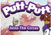 Putt-Putt Joins the Circus Steam CD Key