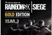 Tom Clancy's Rainbow Six Siege Gold Edition Year 3 EMEA Uplay CD Key