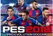 Pro Evolution Soccer 2018 RU VPN Required Steam CD Key