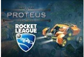 Rocket League - Proteus DLC Steam CD Key